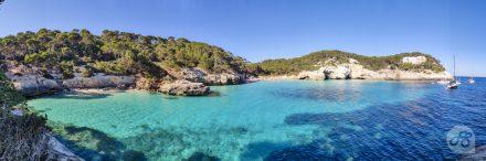 A minha viagem a Menorca